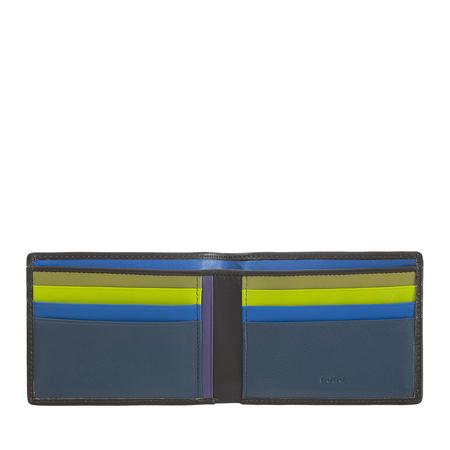 Męski portfel, etui na karty z RFID od DuDu